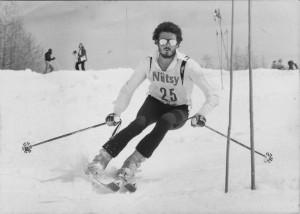 Paul Cañadas en 1980